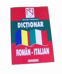 Dictionar Roman - Italian -  format mic