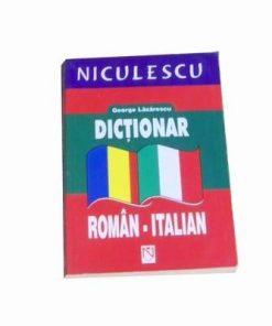 Dictionar Roman - Italian - format mare