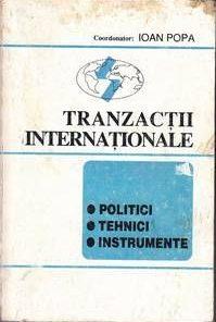 Tranzactii Internationale