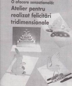 Atelier pentru realizat felicitari tridimensionale