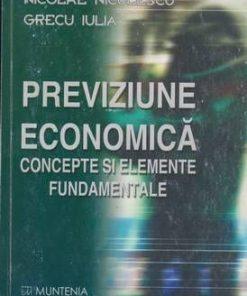 Previziune economica