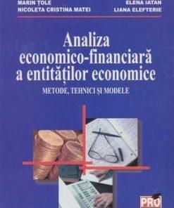 Analiza economica-financiara a entitatilor economice