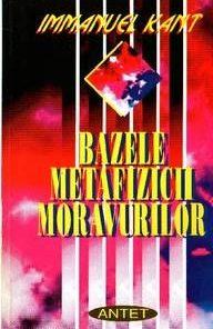 Bazele metafizicii moravurilor