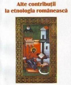 Alte contributii la etnologia romaneasca