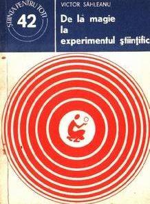 De la magie la experimentul stiintific