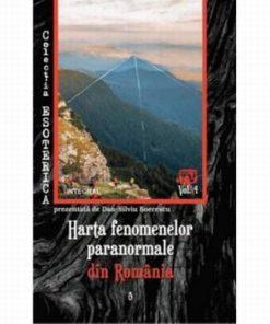 Harta fenomenelor paranormale din Romania