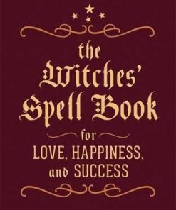 The Withches Spell Book - lb. engleza