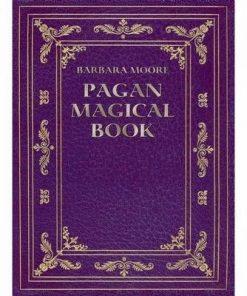 Pagan Magical Book - Carte de magie pagana - lb. engleza