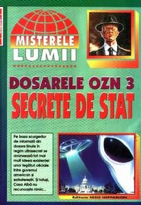 Dosarele OZN 3 - Secrete de stat
