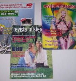 Set 3 reviste