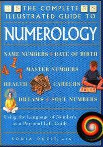 Numerologie  -  limba engleza