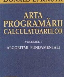 Arta programarii calculatoarelor - Vol. 1