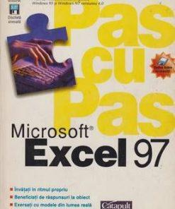 Pas cu Pas - Microsoft Excel 97