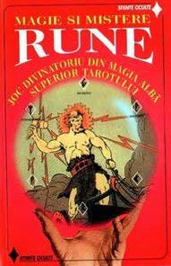 Misterele si magia Runelor carte+carti in limba Ro