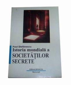Istoria mondiala a societatilor secrete