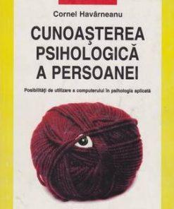 Cunoasterea psihologica a persoanei