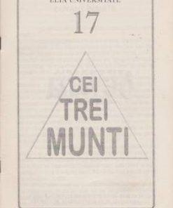Cei trei munti