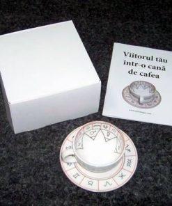 Viitorul tau intr-o cana de cafea - kit in limba romana