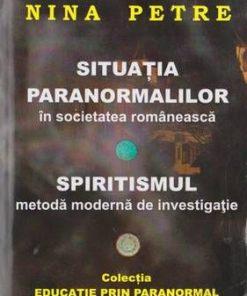 Situatia paranormalilor in societatea romaneasca