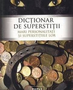 Dictionar de superstitii