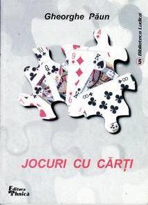 JOCURI CU CARTI
