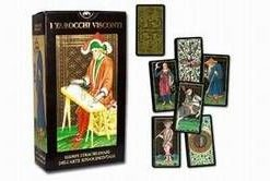 Visconti Tarot - 78 carti