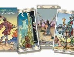 Tarotul noii viziuni - 78 carti - limba romana!