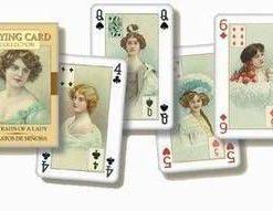 Carti de joc/Tarot - Portrete de femei - 54 carti