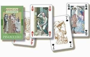 Carti de joc/Tarot - Pinochio - 54 carti