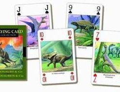 Carti de joc/Tarot - Dinozauri - 54 carti