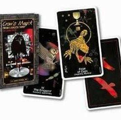 Crow┤s Magic Tarot - Tarotul magic al lui Crow - 78 carti