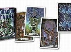 Dragon Tarot - Tarotul Dragonului - 78 carti