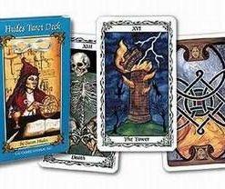 Hudes Tarot Deck - 78 carti