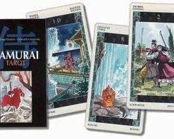 Samurai Tarot - 78 carti