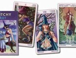 Witchy Tarot - 78 carti