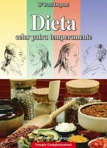 Dieta celor 4 temperamente