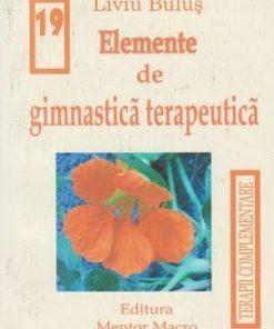 Elemente de gimnastica terapeutica
